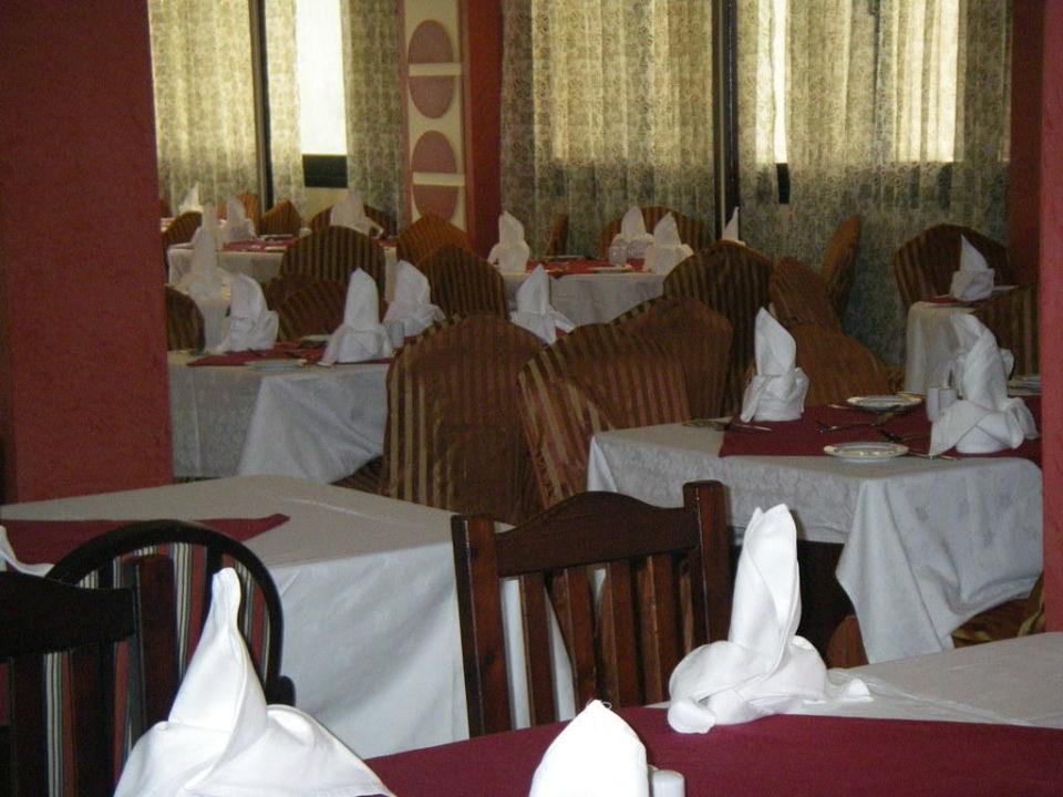 Im Restaurant Festival Shedwan Golden Beach Resort  (Im Umbau/Renovierung)