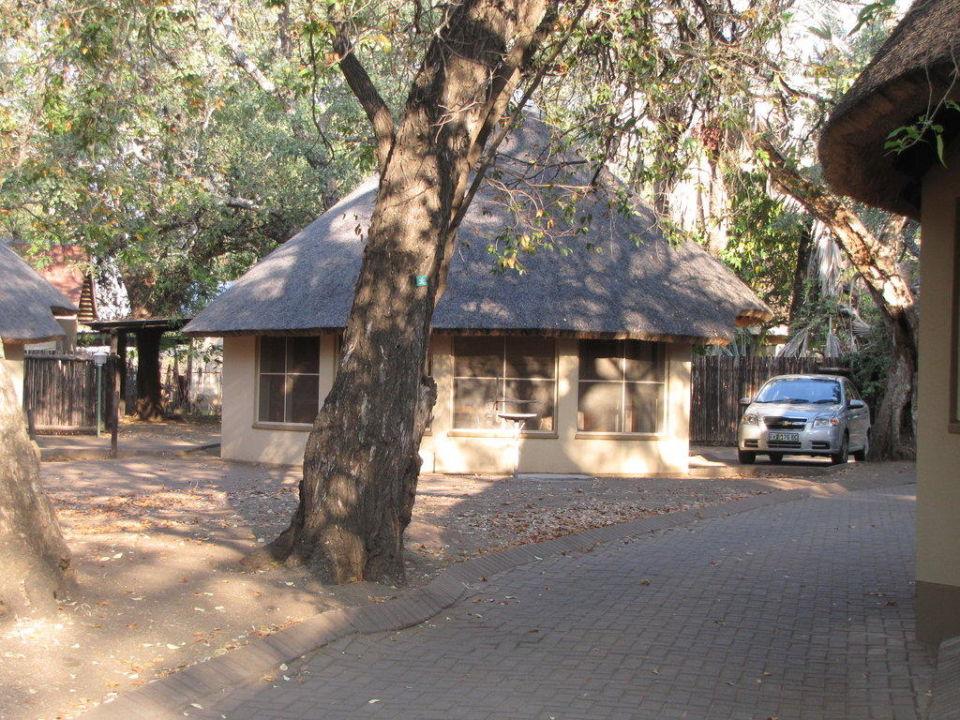 Zimmer zum Wohlfühlen Letaba Rest Camp