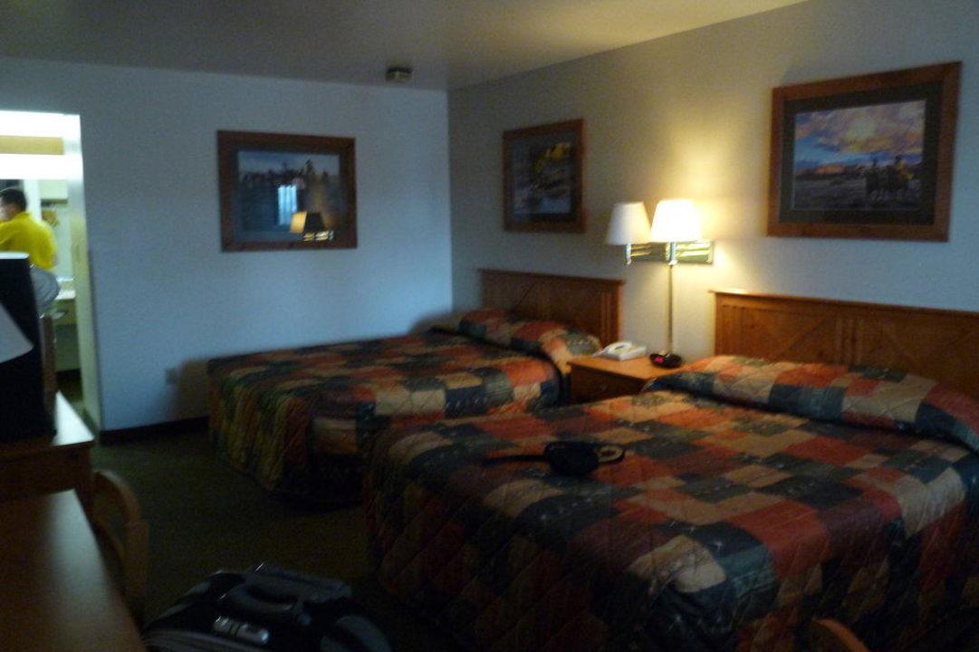 Doppelzimmer mit Queensizebetten Best Western Plus Ruby's Inn