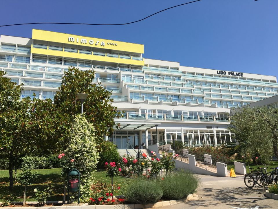 Außenansicht Maslinica Hotels & Resorts