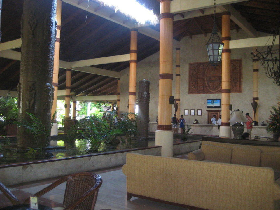 Rezeption Grand Palladium Bávaro Suites Resort & Spa