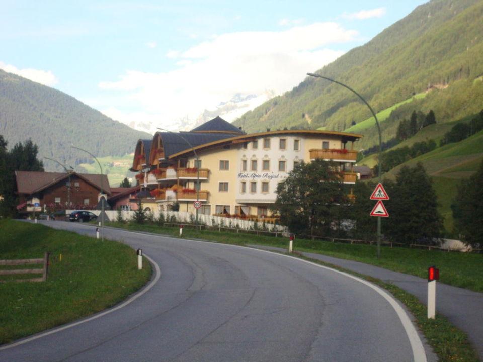 AlpinRoyal Alpin Royal Wellness Refugium & Resort Hotel