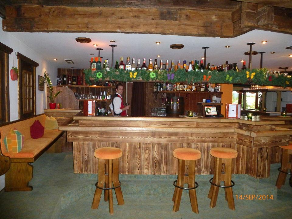 Rustikale Bar unsere nasszelle zimmer 221 das alpenhaus katschberg 1640 st