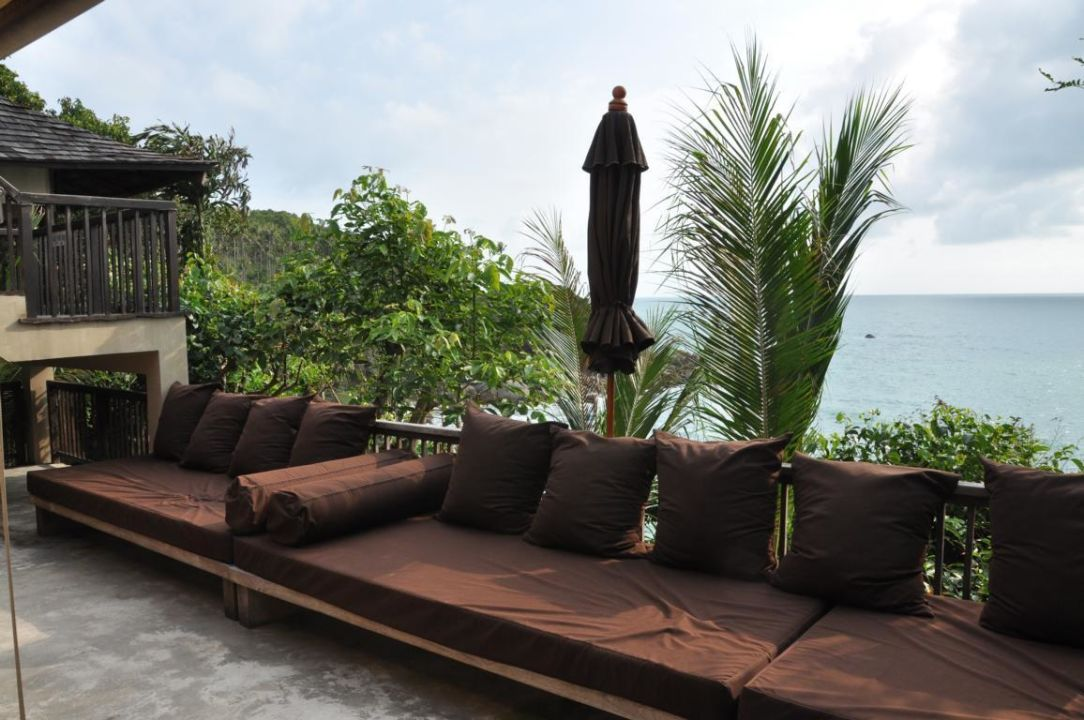 terrasse an der cocktail longe silavadee pool spa resort lamai beach holidaycheck koh. Black Bedroom Furniture Sets. Home Design Ideas