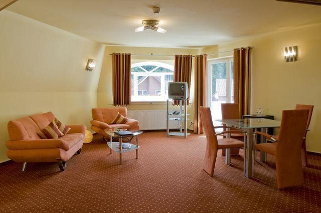 Suite Upstalsboom Landhotel Friesland