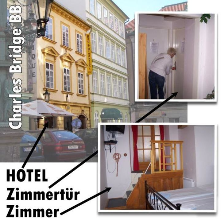 Hotel Charles Bridge BB Hotel Charles Bridge Bed And Breakfast