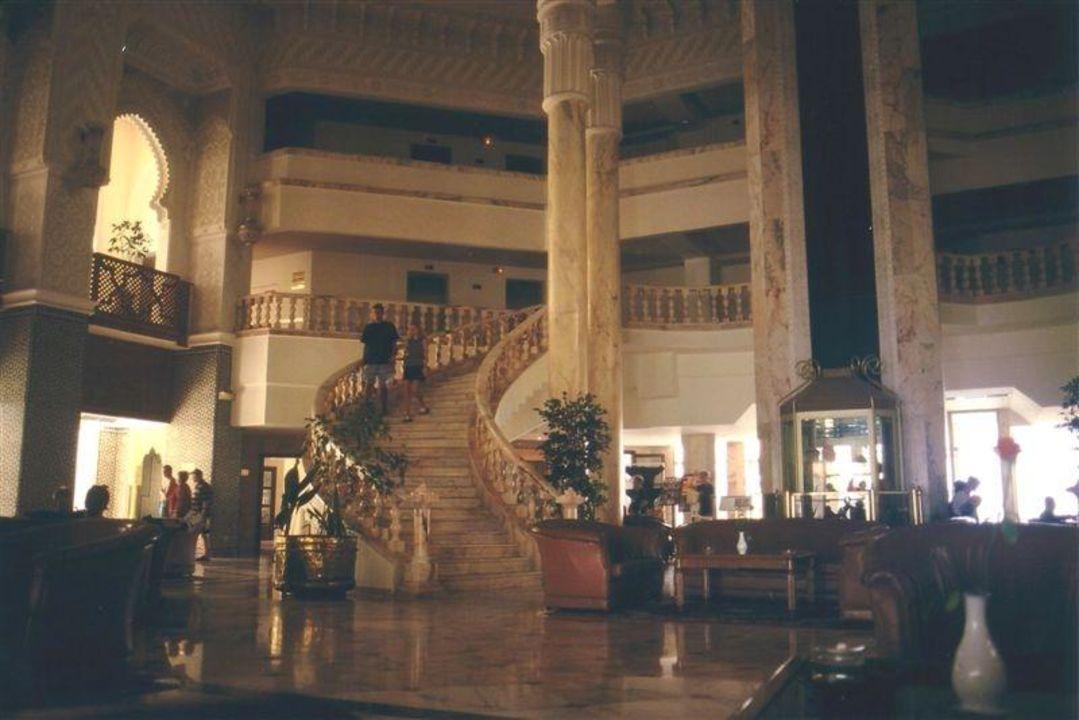 Hotel Amir Palace, Monastir/Skanes - Lobby Hotel Amir Palace