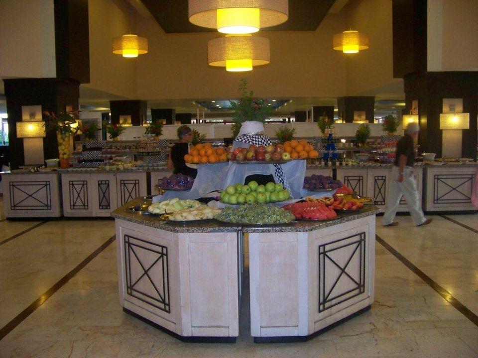 Obstbuffet Kaya Belek Hotel