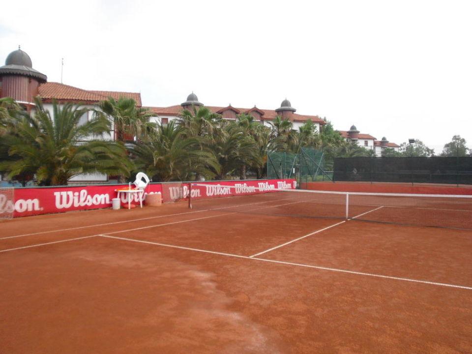 Toller Tennisplatz Güral Premier Belek