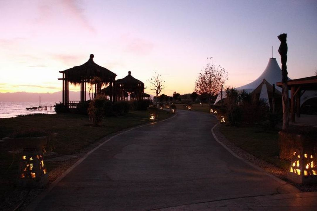 Weg am Strand Ela Quality Resort Belek