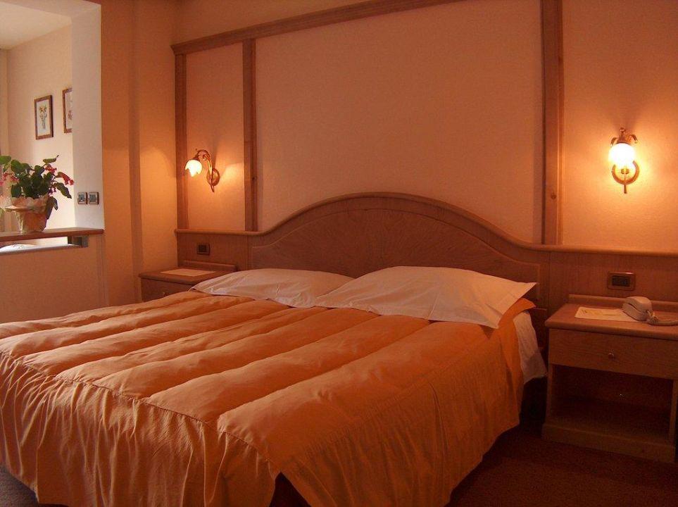 Esempio stanza superior Hotel Catinaccio Rosengarten