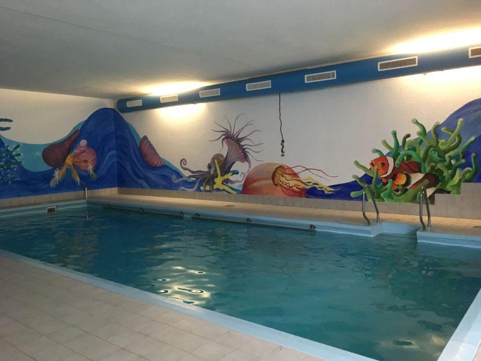 Pool Hotel Vermoi