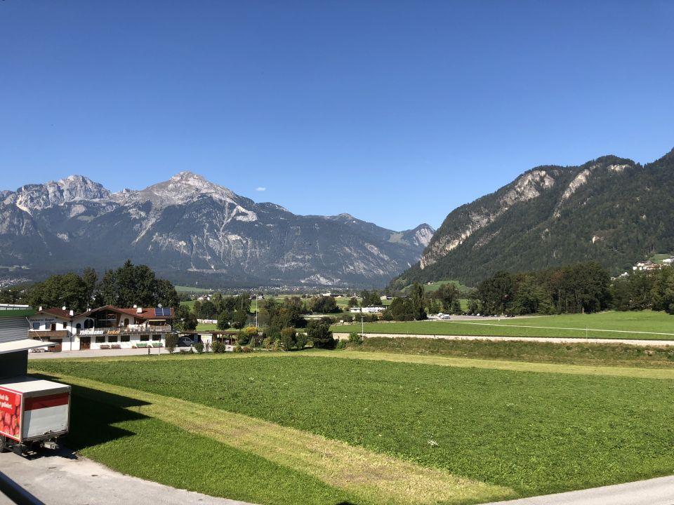 Ausblick Hotel Zum Senner Zillertal - Adults only
