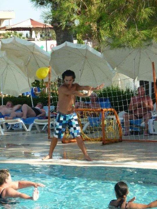 Watergymnastiek Maritim Hotel Saray Regency