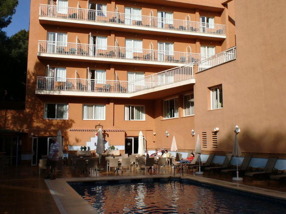 Zimmer mit Blick zum Pool BQ Bulevar Paguera - Adults only