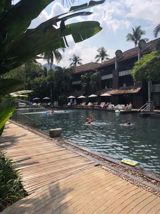 Pool Hotel The Dewa Koh Chang