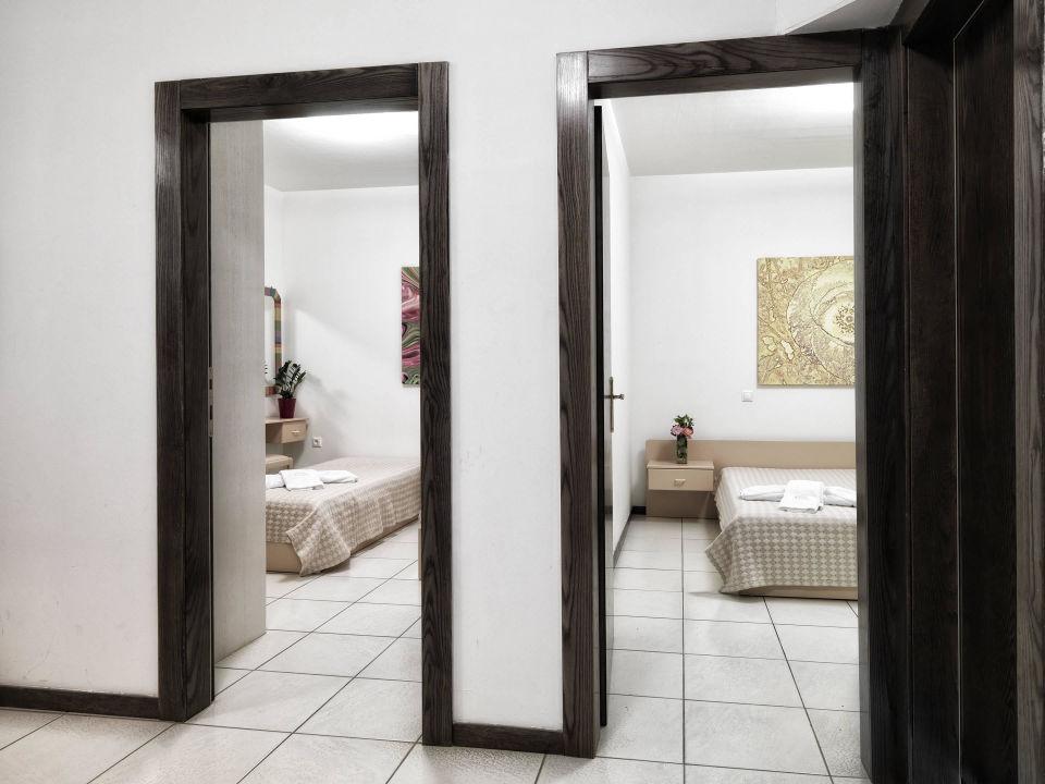 Apartment, 2 getrennte Schlafzimmer\