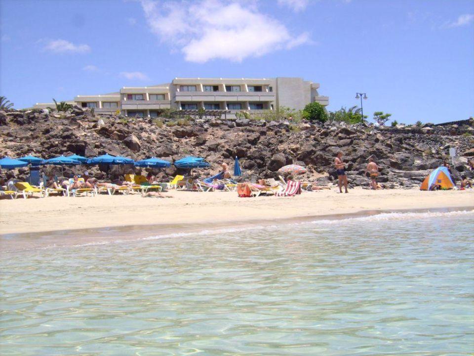 Hotel direkt am strand hesperia lanzarote playa dorada for Hotel in warnemunde direkt am strand