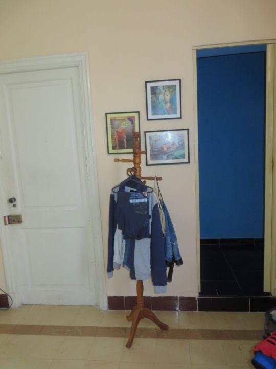 Zimmer Carlos in Cuba