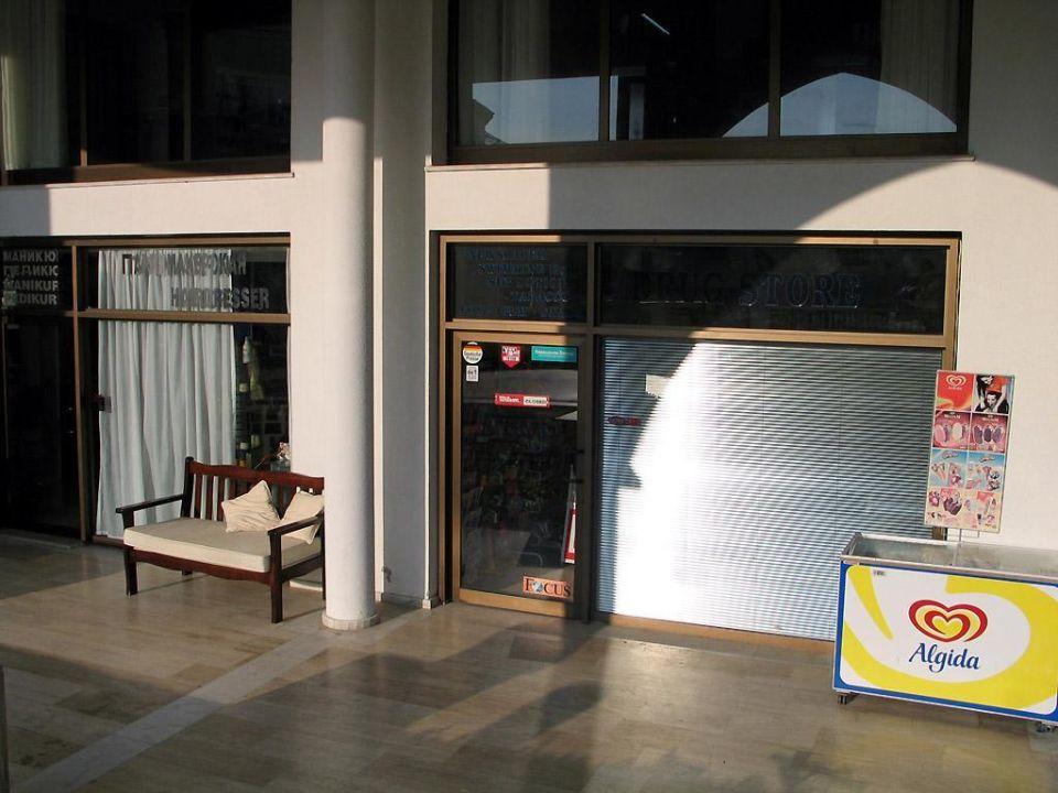 Shops in der Anlage Kiriş World Hotel by Voyage  (geschlossen)