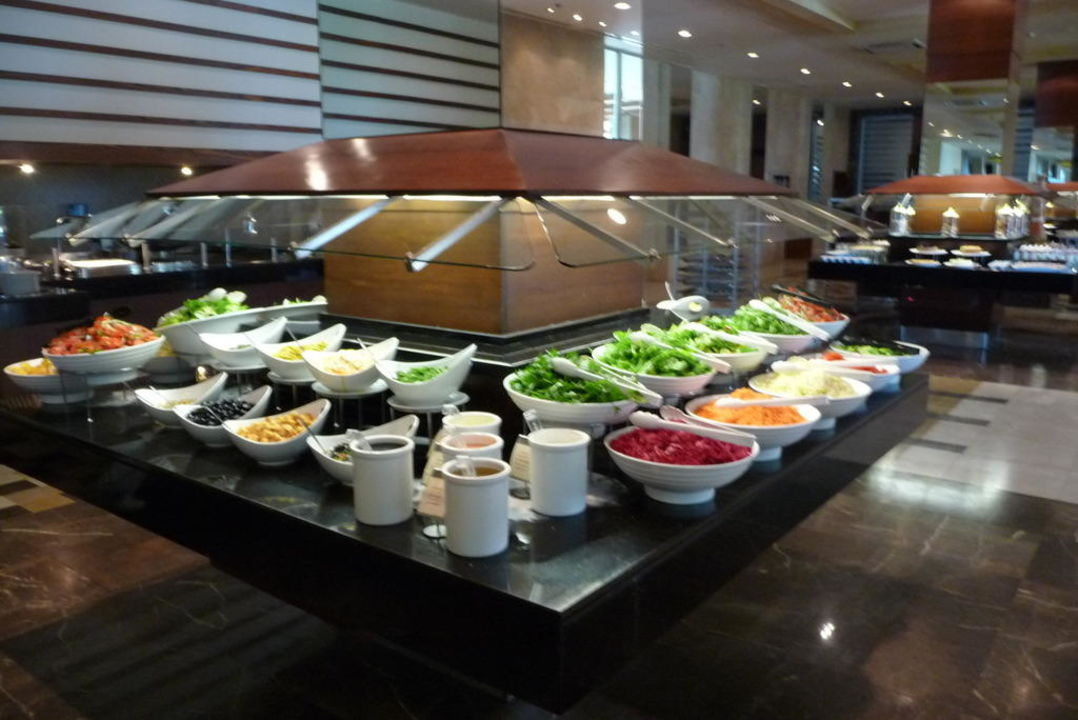 Hauptrestaurant Voyage Belek Golf & Spa