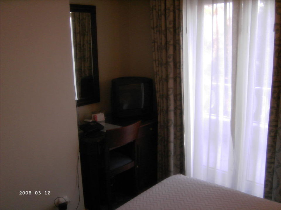 TV-Ecke Hotel Sana Classic Rex
