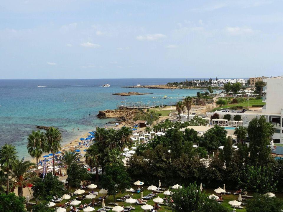 relaxen im garten hotel sunrise beach protaras holidaycheck s dzypern zypern. Black Bedroom Furniture Sets. Home Design Ideas
