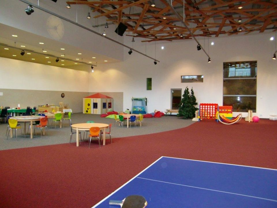 Kids Court Hotel Traube Tonbach
