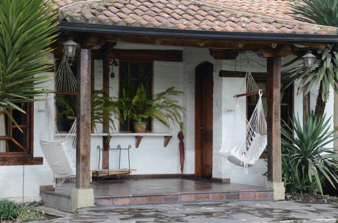 Hotelansicht Hotel Hacienda Abraspungo