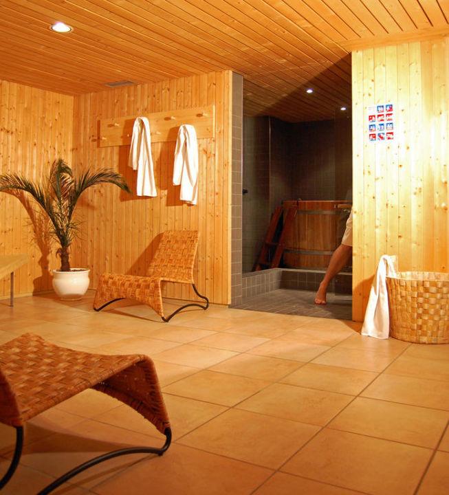 Sauna Alpenhotel Flims