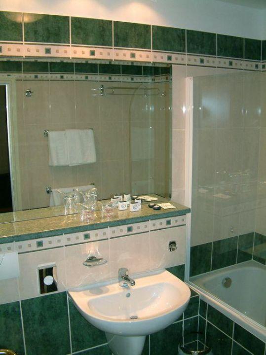 Sanitärbereich Hotel Afrodita Hotel Bluesun Afrodita