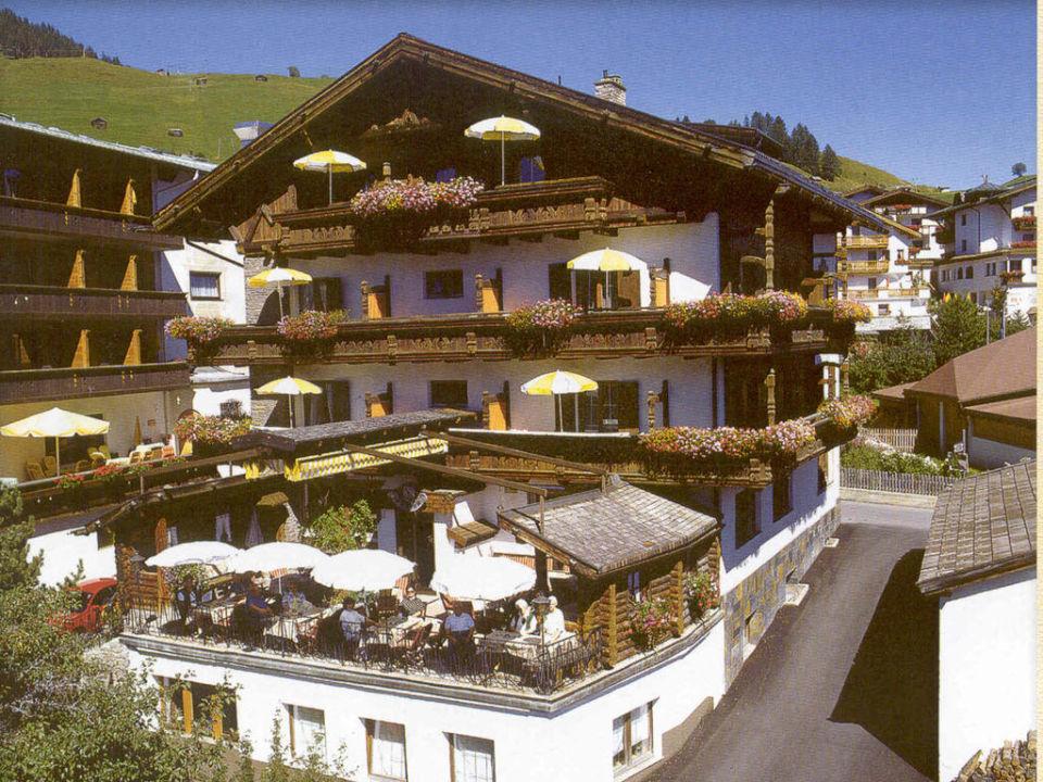 Wellness Bereich Hotel Tiroler Hof