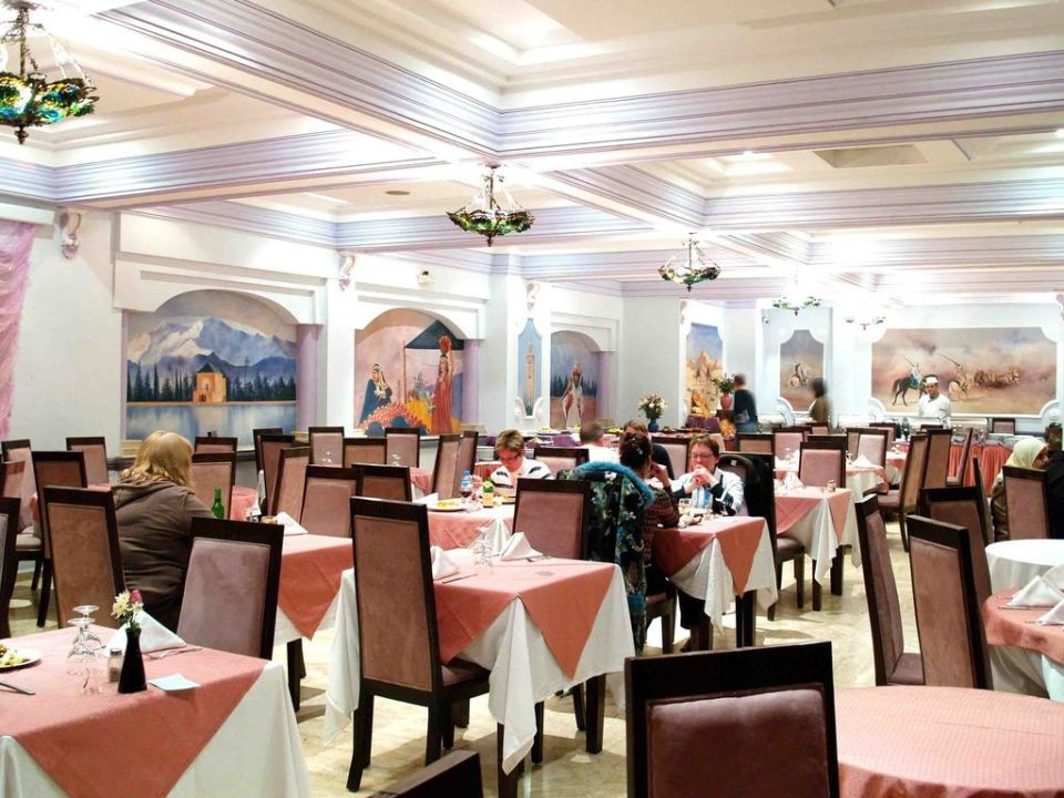 Resto Imperial Holiday Hotel