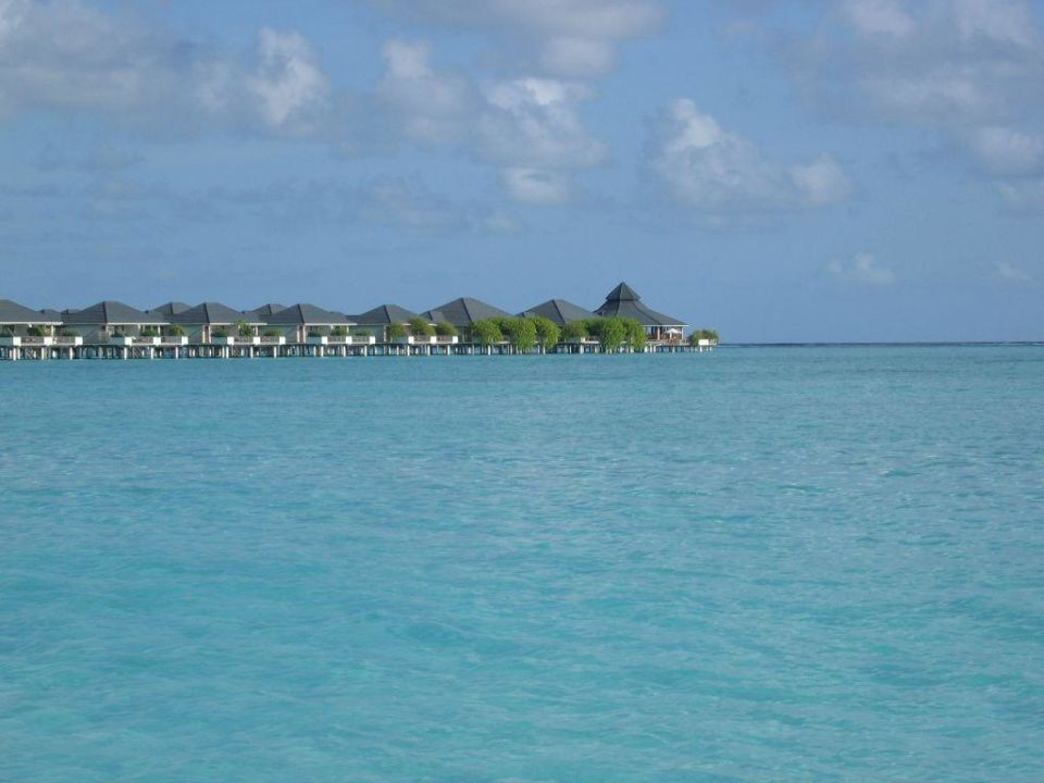 Wasserbungalows Sun Island Resort & Spa