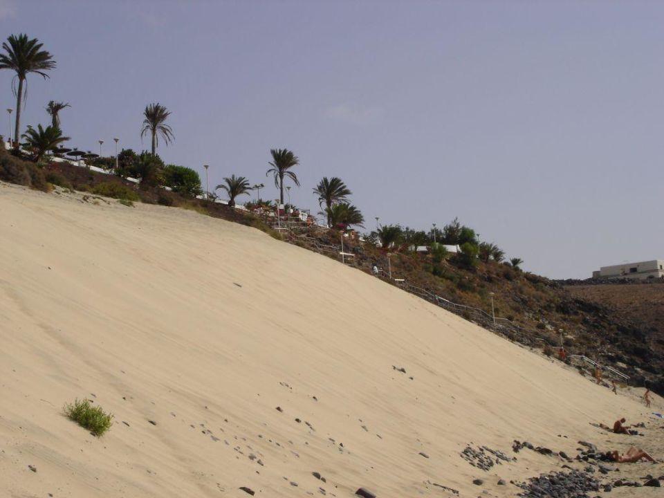 Die Treppe SBH Club Paraiso Playa