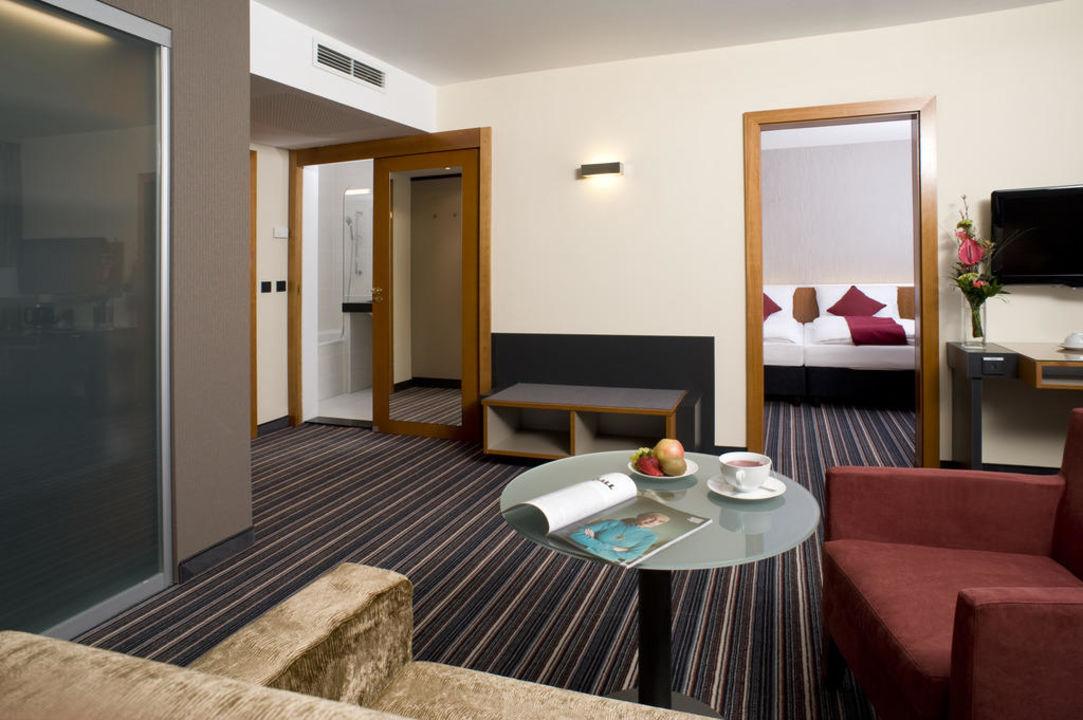 Junior Suite Austria Trend Hotel Bosei Wien