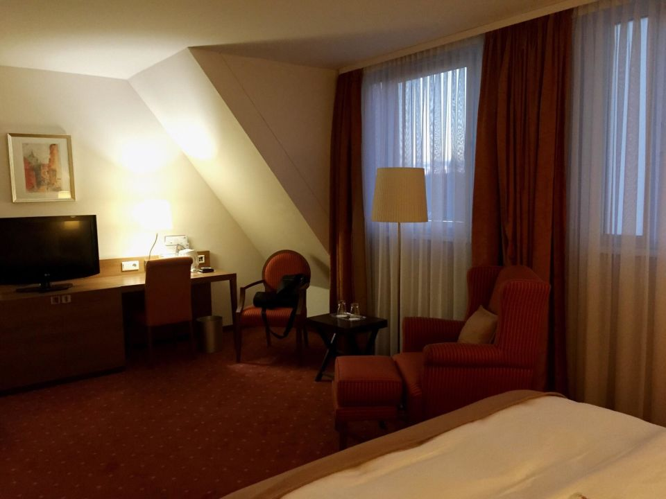 Zimmer Hotel Holiday Inn Nürnberg City Centre