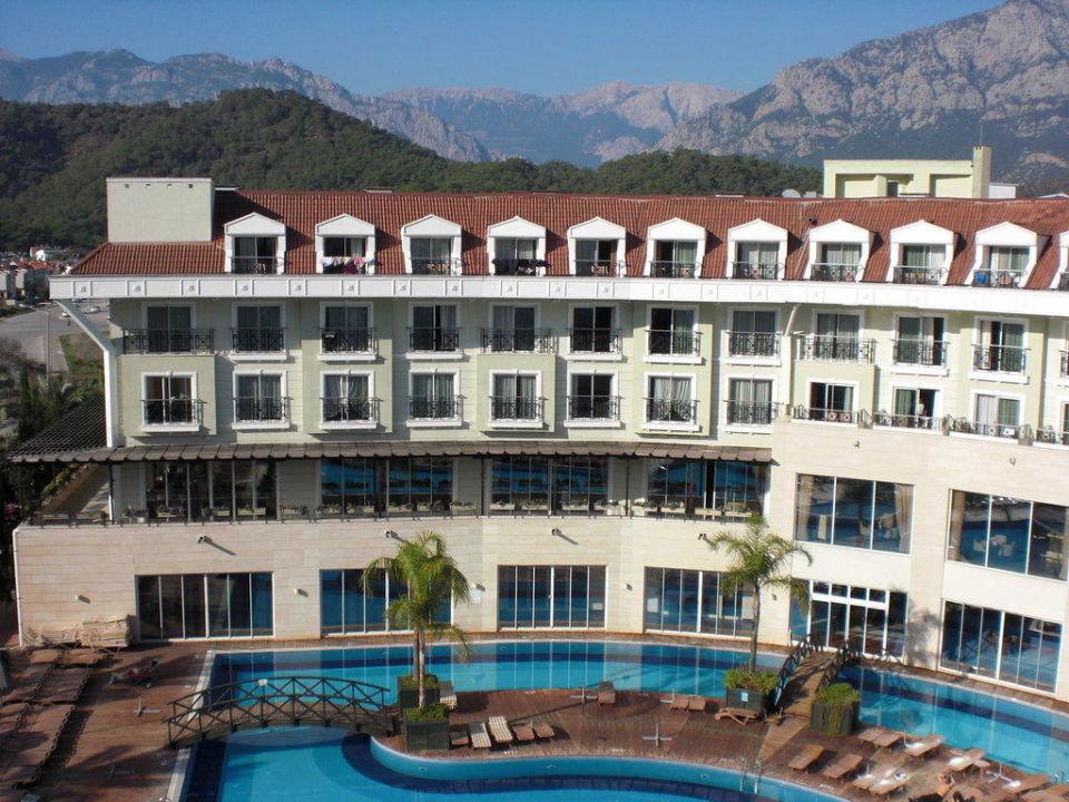 Hotel Meder Resort/Kemer nebst schöner Landschaft Meder Resort Hotel