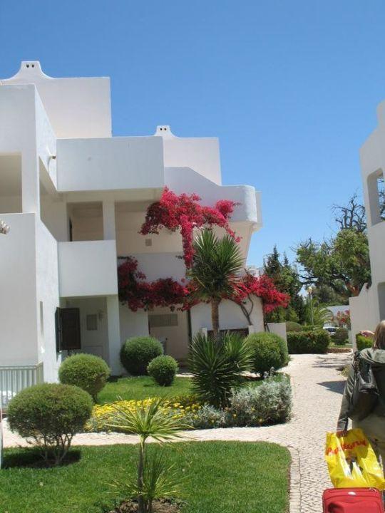 Na terenie kompleksu Hotel Balaia Golf Village
