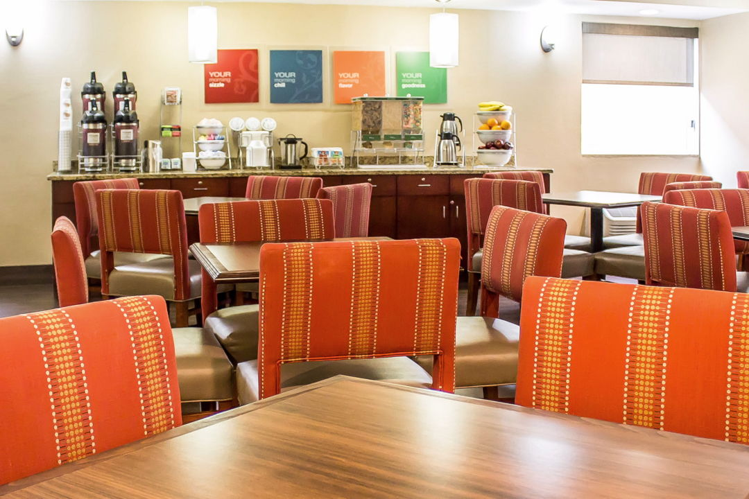 Restaurant Comfort Inn Pittston Wilkes Barre Scranton Airport