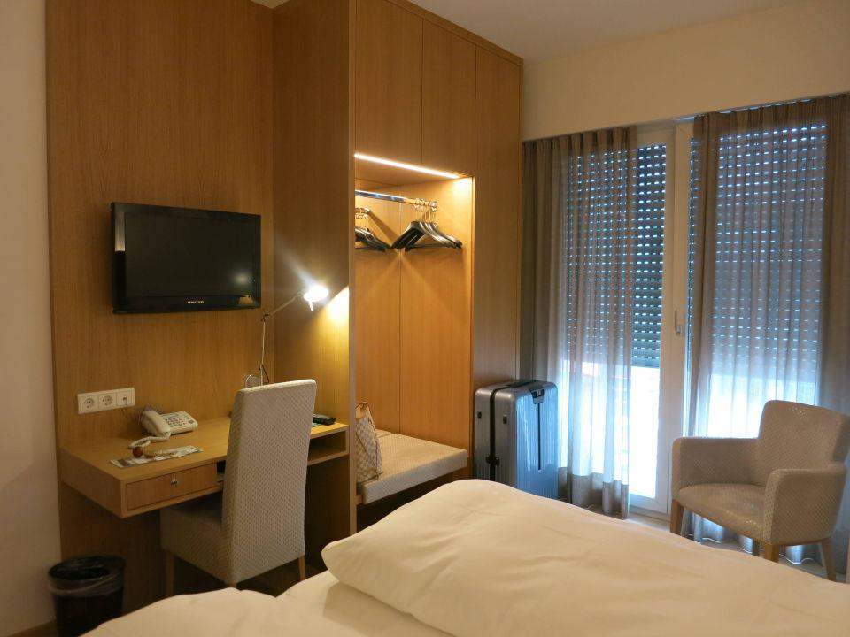 Zimmer höchstens 12 qm Hotel Post Gries