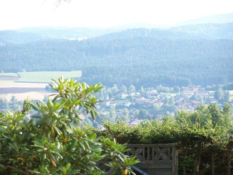"""""""Vom Hotel Richtung Rinchnach"""" Haus am Berg Rinchnach"""