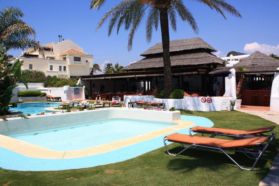 Beachclub Iberostar Marbella Coral Beach