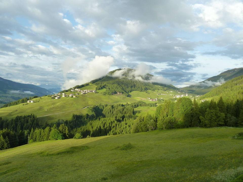 Aussicht Hotel Zur Schonen Aussicht Hollbruck Holidaycheck