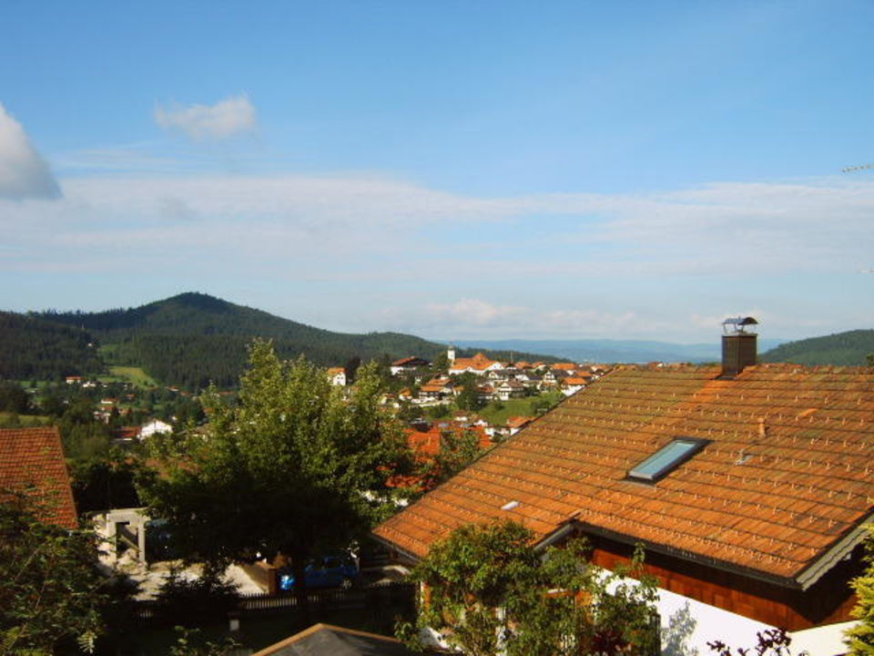 Balkon Hotel Zum Arber