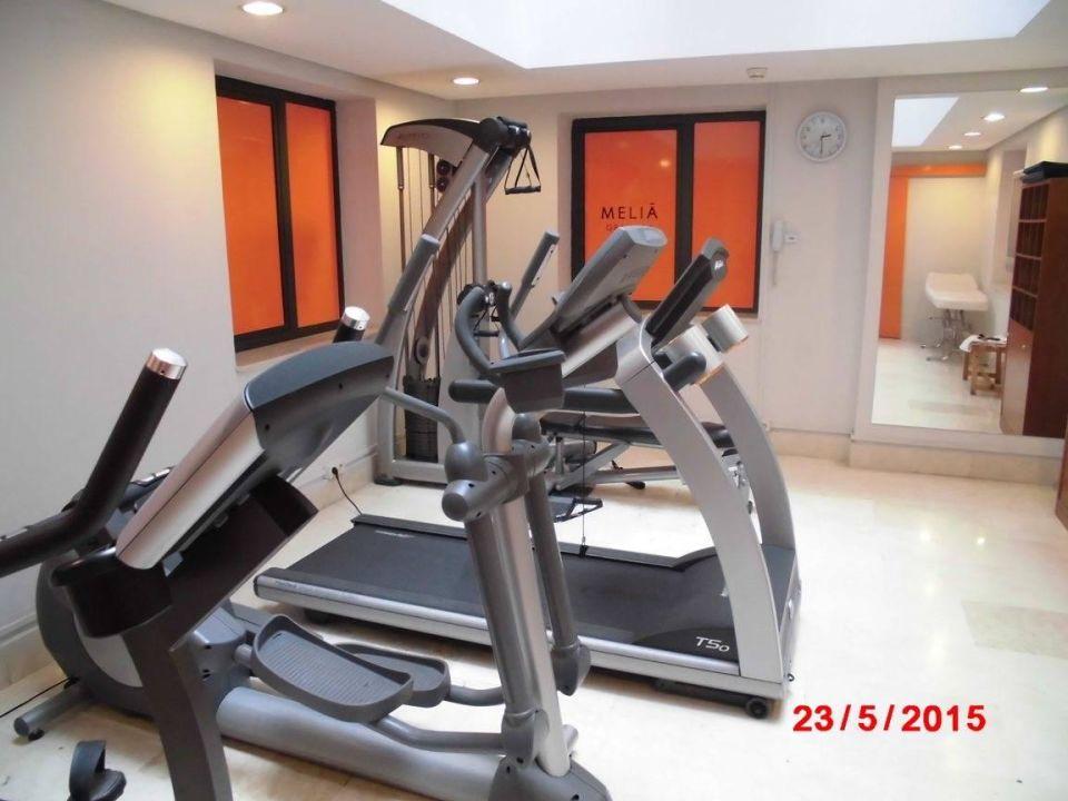 Mini gym Hotel Melia Granada