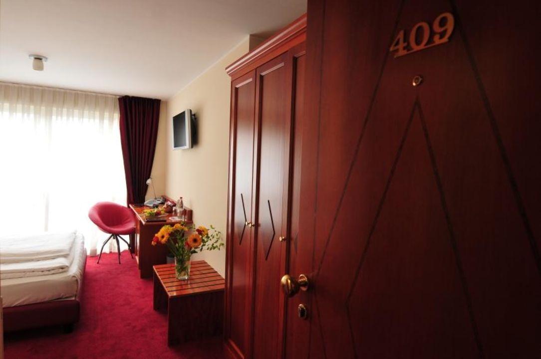 Zimmer 409 Hotel Santo