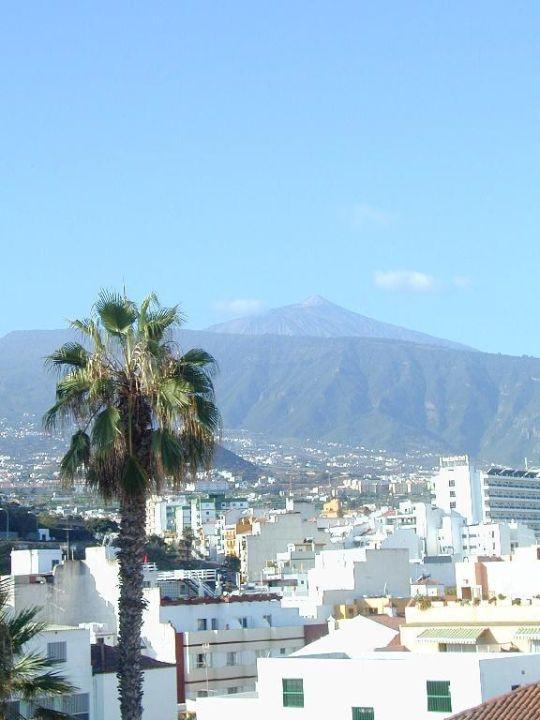 Ausblick vom Hotelzimmer Hotel Marquesa