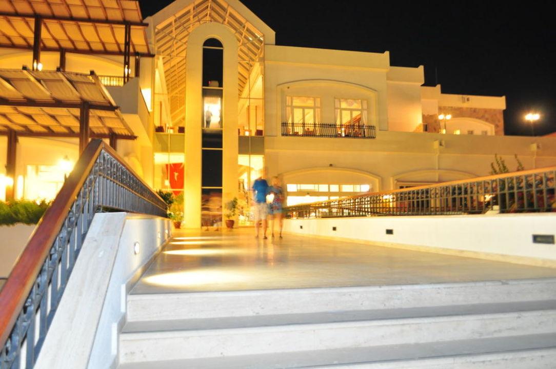 Haupthaus Hotel WOW Bodrum Resort
