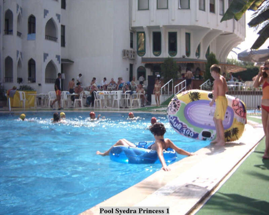 Der Pool Syedra Princess Hotel Syedra Princess
